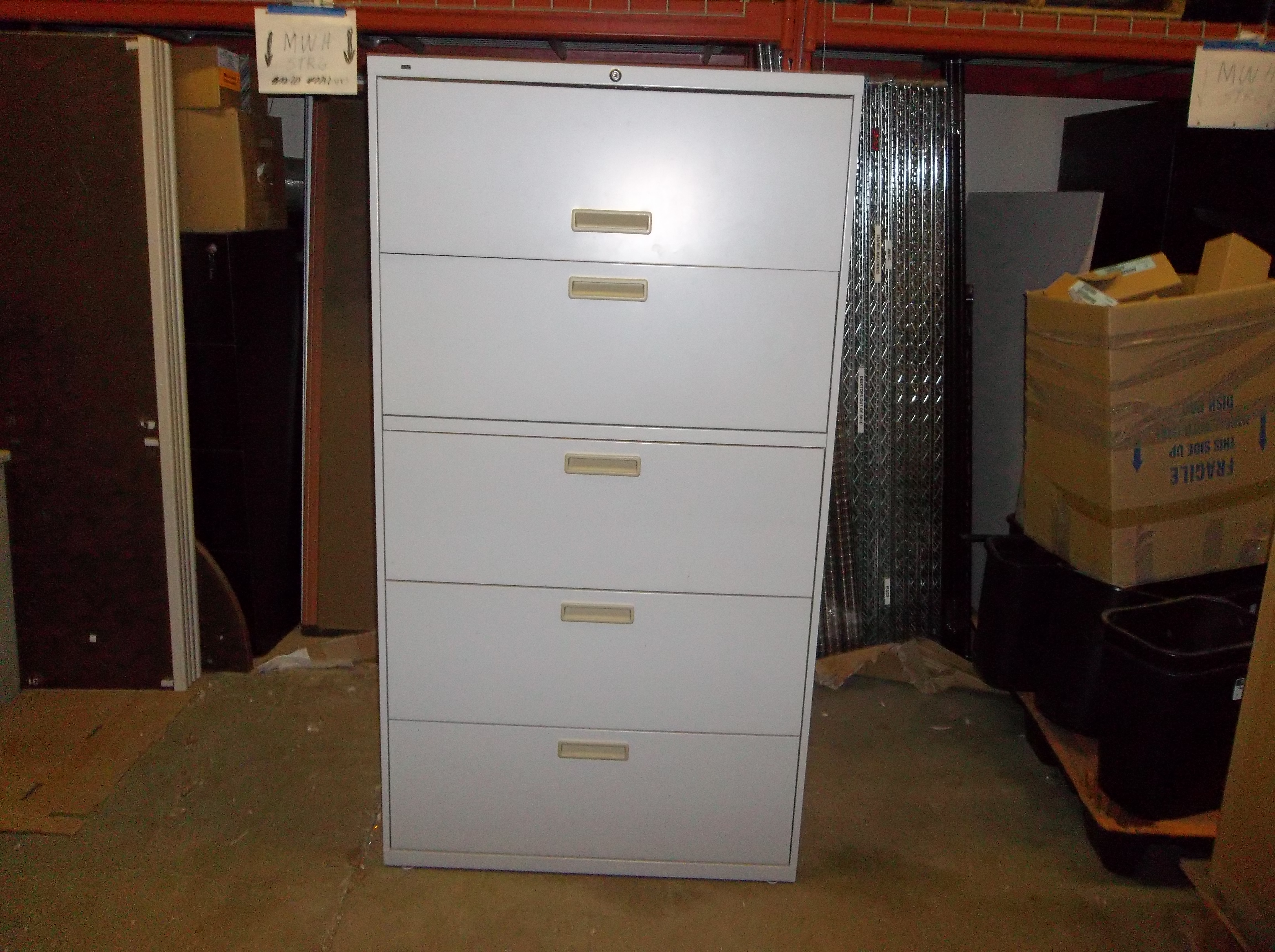 file of cabinet fireproof fresh sale wood month this used drawer long lateral filing buy hon for size island full cabinets design