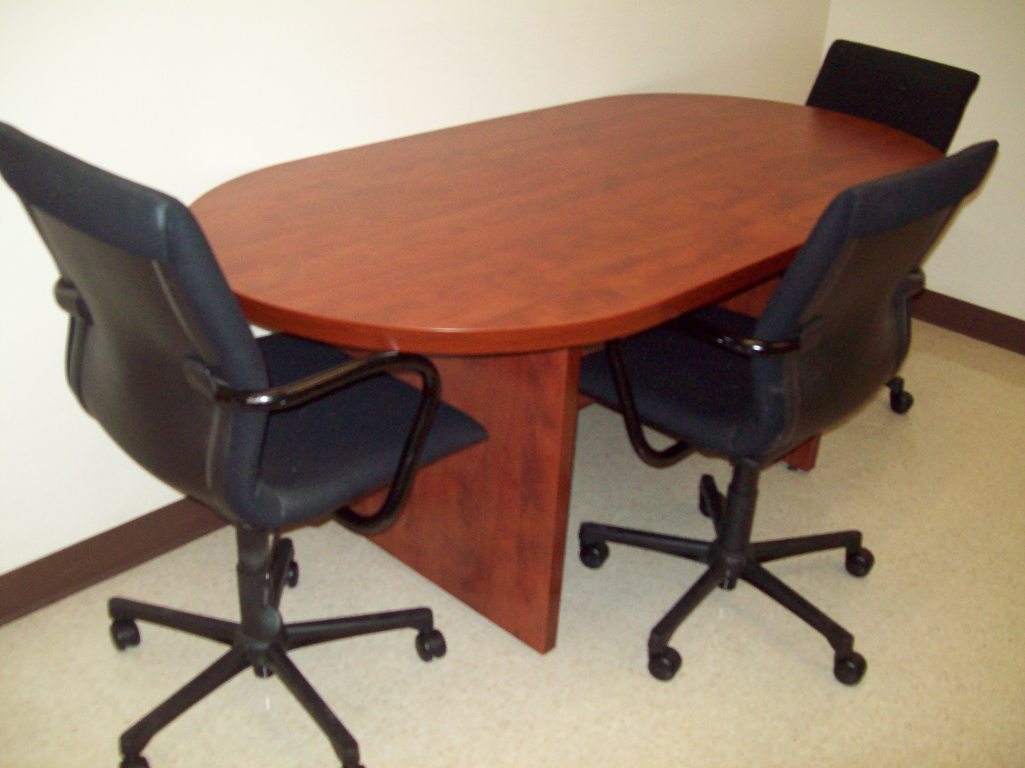 Used Conference Room Tables Chairs In All Shapes Sizes - Used conference room table and chairs